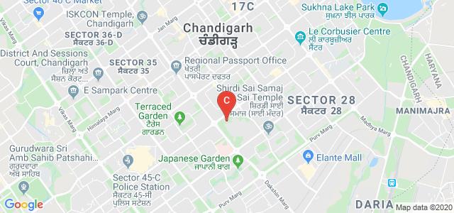 Indo Swiss Training Centre, CSIR-CSIO, Chandigarh, Sector 30-C, Sector 30, Chandigarh, India