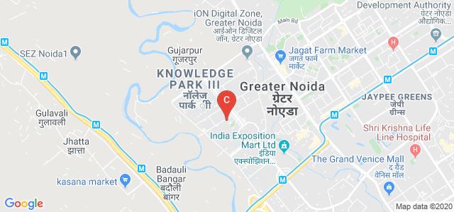 ACCMAN Business School, Knowledge Park III, Greater Noida, Uttar Pradesh, India