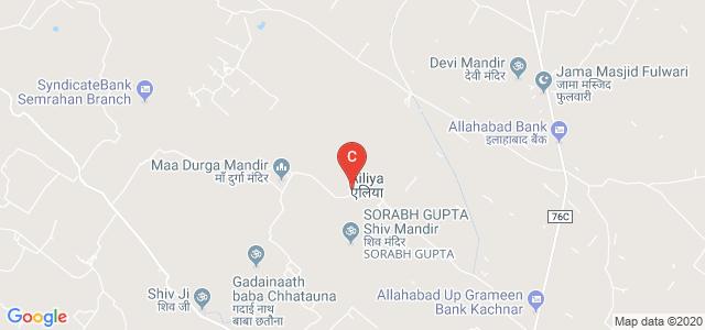 Government Polytechnic, Saraijeet, Alliya, Sitapur, Ailiya, Uttar Pradesh, India