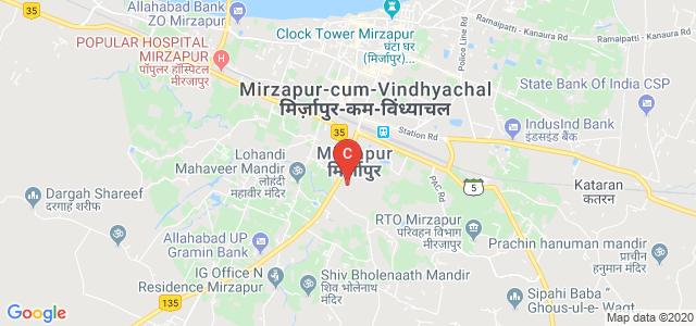 Government Polytechnic, Bathua Riwa Road, Teliyaganj, Mirzapur, Uttar Pradesh, India