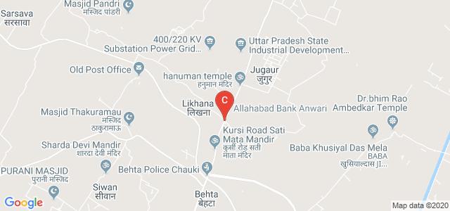 Kursi Road, Indira Nagar, Anwari, Barabanki, Uttar Pradesh, India