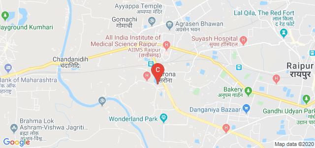 University Institute of Pharmacy, Raipur, Chhattisgarh, India