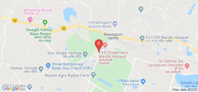 Mandir Hasaud, Atal Nagar, Raipur, Chhattisgarh 492101, India