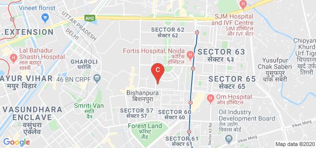UP Institute Of Design, C Block, Phase 2, Industrial Area, Sector 62, Noida, Uttar Pradesh, India