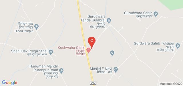 Government Polytechnic Tada Gulabrai, Puranpur, Tanda Gulabrai, Uttar Pradesh, India
