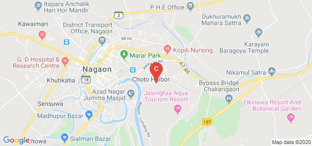 Lachit Barphookan Commerce Academy, Nagaon, Dimoruguri, Assam, India
