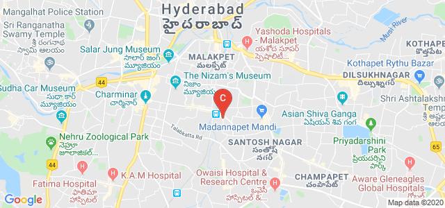 Islamia Degree and PG College, Azmath Nagar, SRT Colony, Rein Bazar, Yakhutpura, Hyderabad, Telangana, India