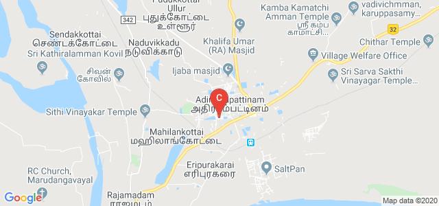 Khadir Mohideen College, East Coast Road, Adirampattinam, Tamil Nadu, India