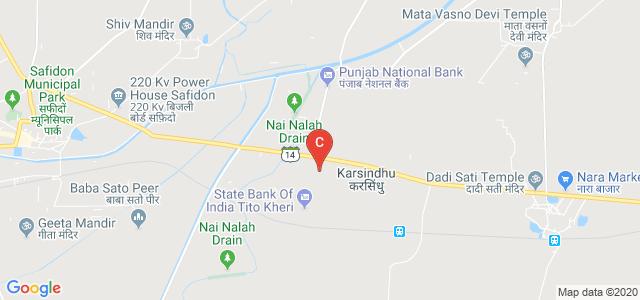 PDM Institute of Engineering & Technology, Panipat, Jind, Haryana, India