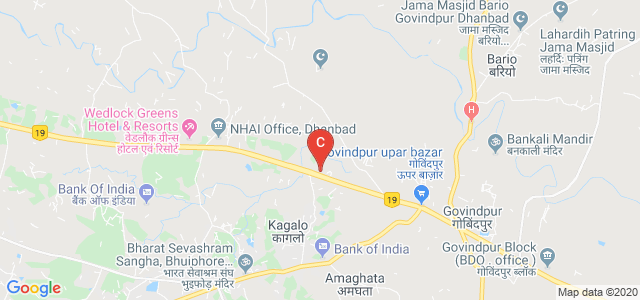 Kk Polytechnic dhanbad, Grand Trunk Road, Nairo Chowk, Govindpur, Jharkhand, India