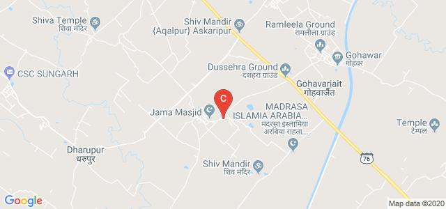 Gov Polytechnic Changipur Noorpur Bijnor 246727, Changipur, Uttar Pradesh, India