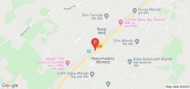 Government Polytechnic, Peerumadara, Chandrapur Tiwari, Gangapur Pahari, Uttarakhand, India