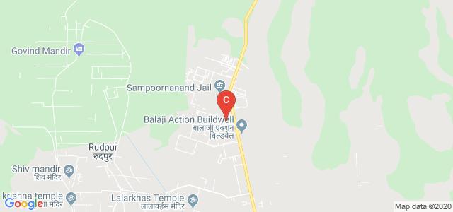 Government Polytechnic Shaktifarm, Sitarganj, Uttarakhand, India