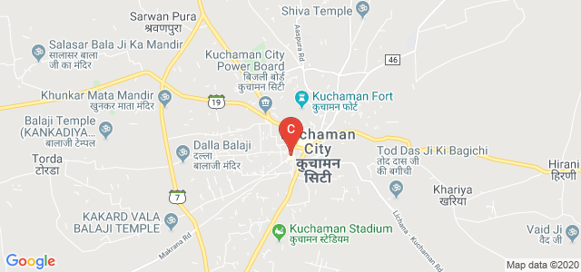 Kuchaman City, Rajasthan 341508, India