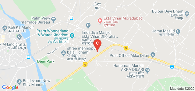 Bhensia, Moradabad, Uttar Pradesh, India