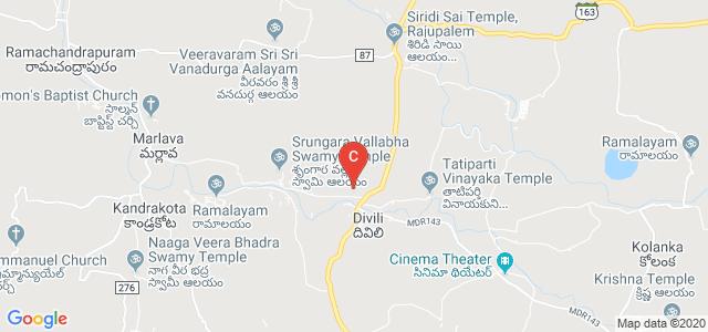 Kakinada Institute of Technology and Science (KITS), Samarlakota, Andhra Pradesh, India