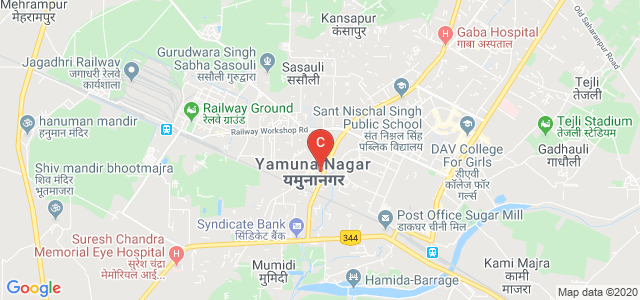 515, National Highway 73, Harbanspura Colony, Yamuna Nagar, Haryana, India