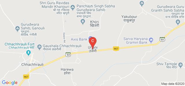Shree Ram Institue Of Engineering & Technology, Yamuna Nagar, Haryana, India