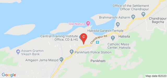 Pratiksha Institute of Pharmaceutical Sciences, Chandrapur Road, Panikhaiti, Assam, India