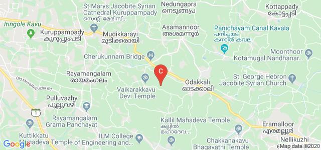 KMP Polytechnic College, State Highway 16, Odakkali, Ernakulam, Kerala, India