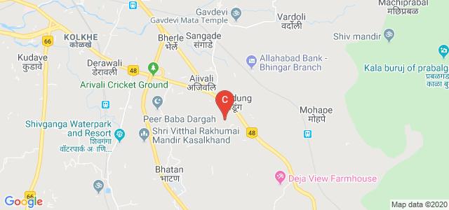 St. Wilfreds Institute of Pharmacy, Panvel., Mumbai - Pune Hwy, Panvel, Navi Mumbai, Raigad, Maharashtra, India