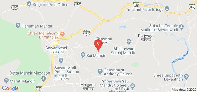 Yashwantrao Bhonsale College of Pharmacy, Sawantwadi, Sawantwadi, Sindhudurg, Maharashtra, India