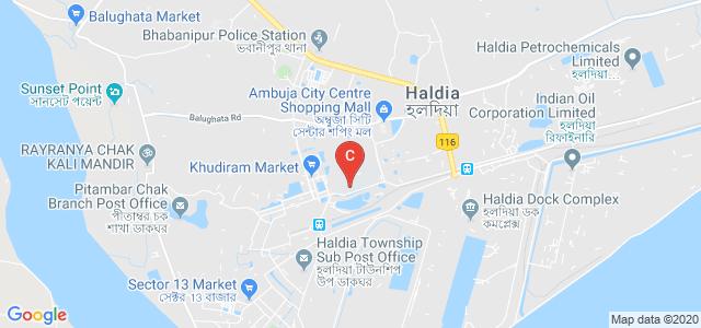 Haldia Institute Of Pharmacy, Unnamed Road, Kshudiram Nagar, Haldia, West Bengal, India