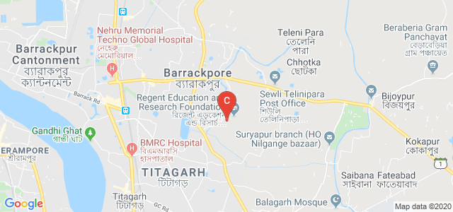 Regent Institute Of Science And Technology, Barasat - Barrackpore Rd, Malir Math, Bara Kanthalia, North 24 Parganas, West Bengal, India