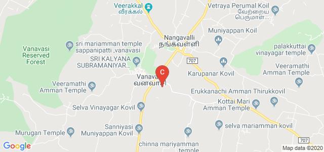 Government polytechnic College, Vanavasi, Vanavasi, Idappadi, Tamil Nadu, India