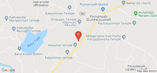 Sri Vinayaga Polytechnic, State Highway 60, Jambukuttapatti, Krishnagiri, Tamil Nadu, India