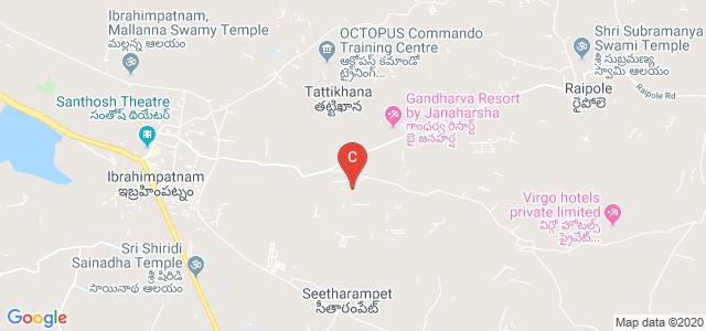 Vignana bharathi engineering college, Unnamed Road, Mallikarjunaguda, Telangana, India