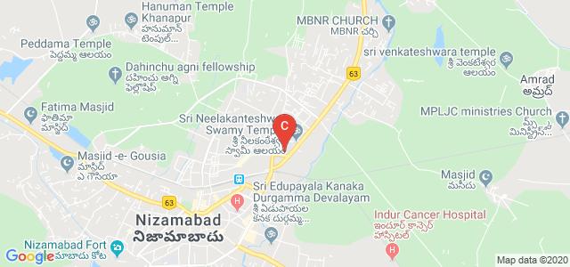 Govt. Polytechnic For Women, Kanteshwar, Nizamabad, Telangana, India
