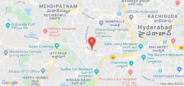 Mesco College of Pharmacy, Karwan Road, Mustaidpura, Laxmi Nagar, Ramanthapur, Hyderabad, Telangana, India