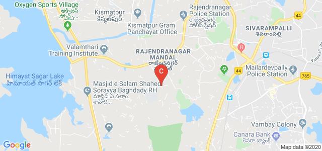 National Institute of Rural Development and Panchayati Raj, NIRD Road, Police Quaters, Rajendranagar mandal, Hyderabad, Ranga Reddy, Telangana, India