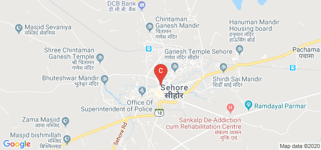 Fire Brigade Rd, Sindhi Colony, Sehore, Madhya Pradesh 466001, India