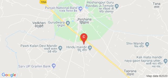 Shamli Institute Of Engineering & Technology, Karnal - Shamli Road, Rajak Nagar, Shamli, Uttar Pradesh, India