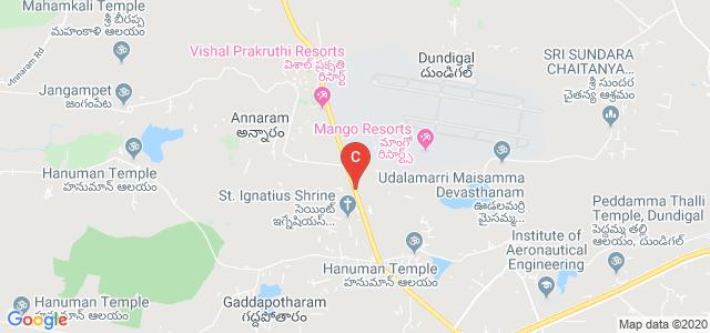 Hyderabad-Narsapur Road, Gagillapur, Dundigal, Telangana, India