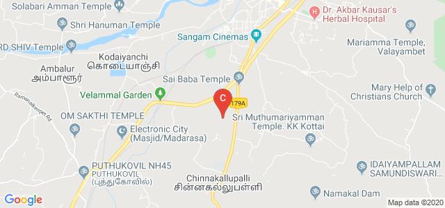 Priyadarshini Engineering College, Bharat Nagar, Kalendira, Vellore, Tamil Nadu, India