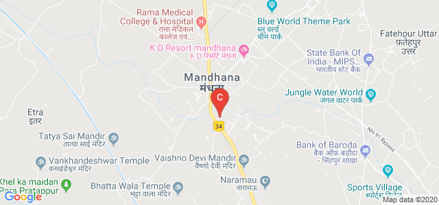 Maharana Institute of Professional Studies, Mandhana, Uttar Pradesh, India