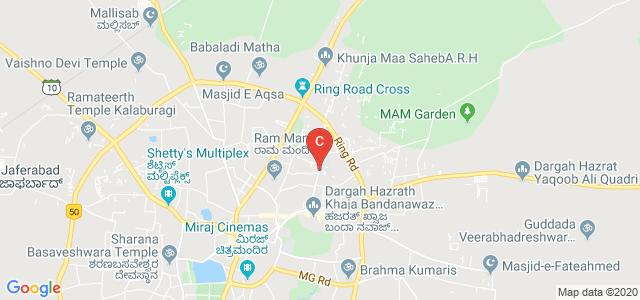 Khaja Bandanawaz College of Engineering, Khaja Colony, Kalaburagi, Karnataka, India