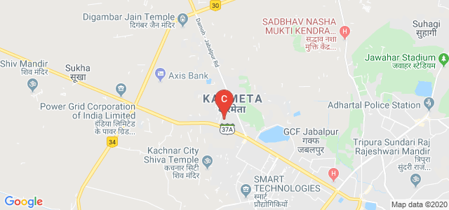 Patan Road, Karmeta, Jabalpur, Madhya Pradesh, India
