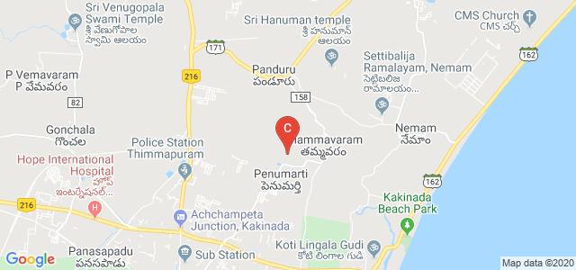 Kakinada, Andhra Pradesh 533005, India