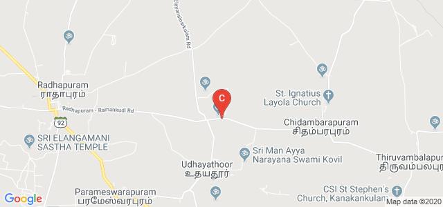 Radhapuram - Ramankudi Rd, Elayanainarkulam, Soundarapandiapuram, Tamil Nadu 627111, India