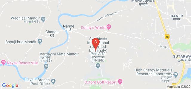 INTERNATIONAL SCHOOL OF BUSINESS & MEDIA ,PUNE NANDE, Pune, Maharashtra, India