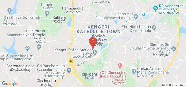 Department of Post Graduate studies in Psychology, Surana College Centre for Post Graduate Studies, Stage I, Kengeri Satellite Town, Bengaluru, Karnataka, India