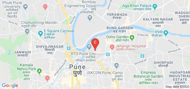 AISSMS College of Pharmacy, RB Motilal Kennedy Road, Near RTO, Sangamvadi, Pune, Maharashtra, India