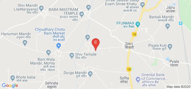 Narendra College of Architecture, Faridabad, Haryana, India