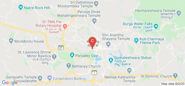 Sru Venkataraman Womens College, post, Karkala, Karnataka, India