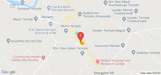Sant Sohirobanath Ambiye Government College of Arts & Commerce, Dhargal, Virnoda - Nagzor, Goa, India