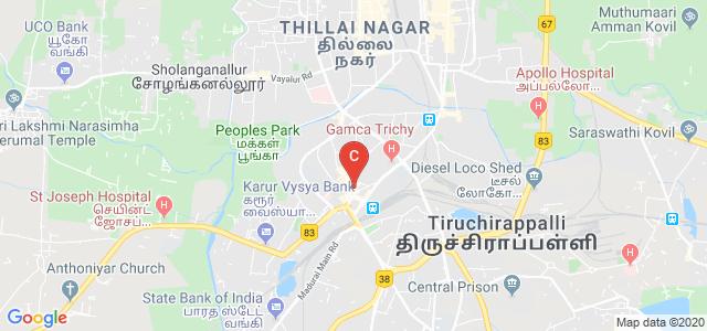 Pavendar Bharathidasan Institute of Information Technology, Nataran Nagar, Mathur, Tiruchirappalli, Tamil Nadu, India